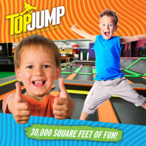 topjump discount pigeon forge tn